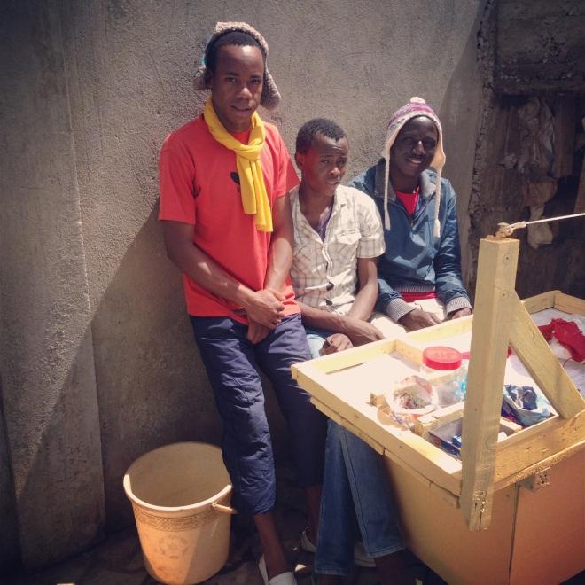 Penda Students Becoming Entrepreneurs