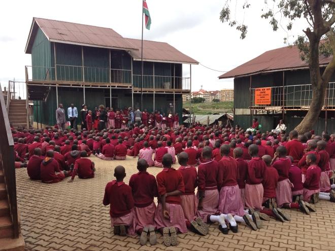 New Hope Primary School Academic Award Ceremony
