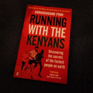 running with the keyans
