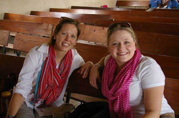 Julie Smith is from Atlanta, but we have known each other for more than 15 years. Julie was a trouper spending most of her time in Kibera working with NHI. I rewarded her with a trip to the Mara!