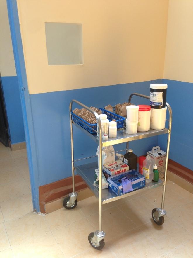 Examination Room One